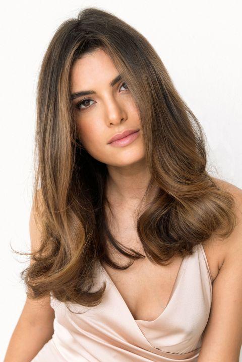 Dickes haar für stufenschnitt 15 Frisuren