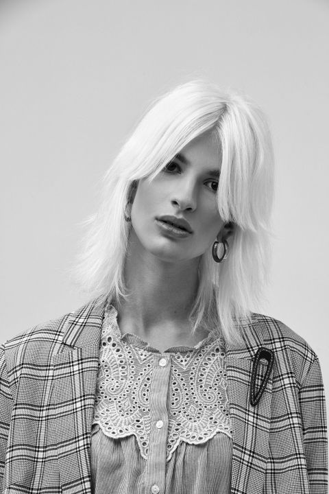 Damen dünnes haar blond kurzhaarfrisuren Kurzhaarfrisuren 2021