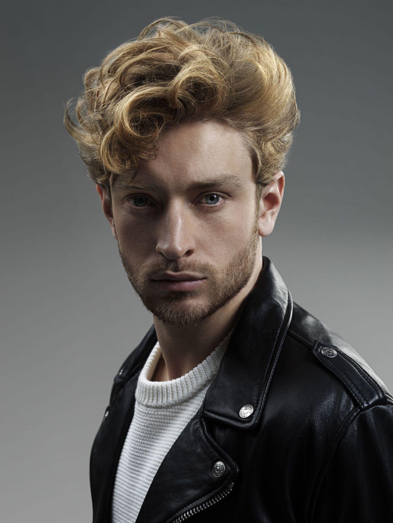 Blonde Frisuren Männer
