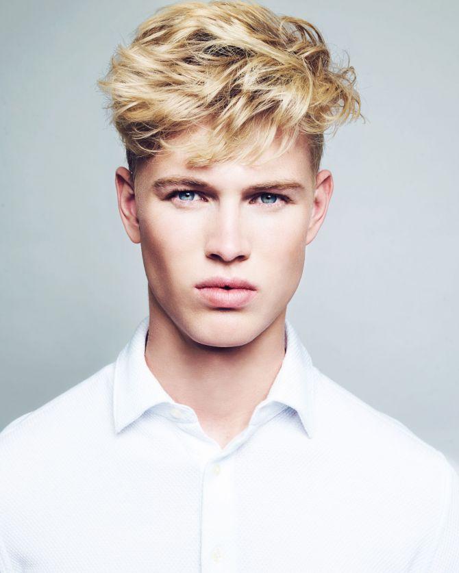 Männer frisuren kurz Herrenfrisuren 2021
