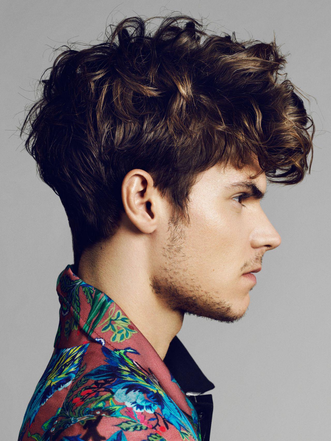 Manner Trend Frisuren 2018