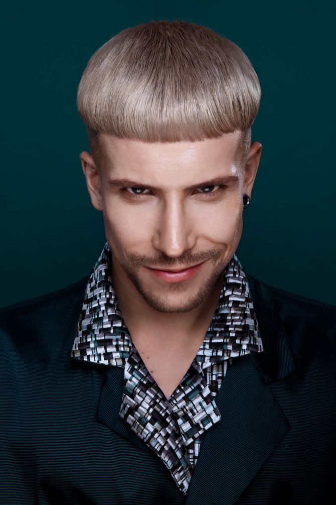 Frisuren 60 männer ab Männerfrisuren ab