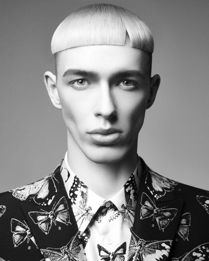 Kurzhaarfrisur männer Frisuren für