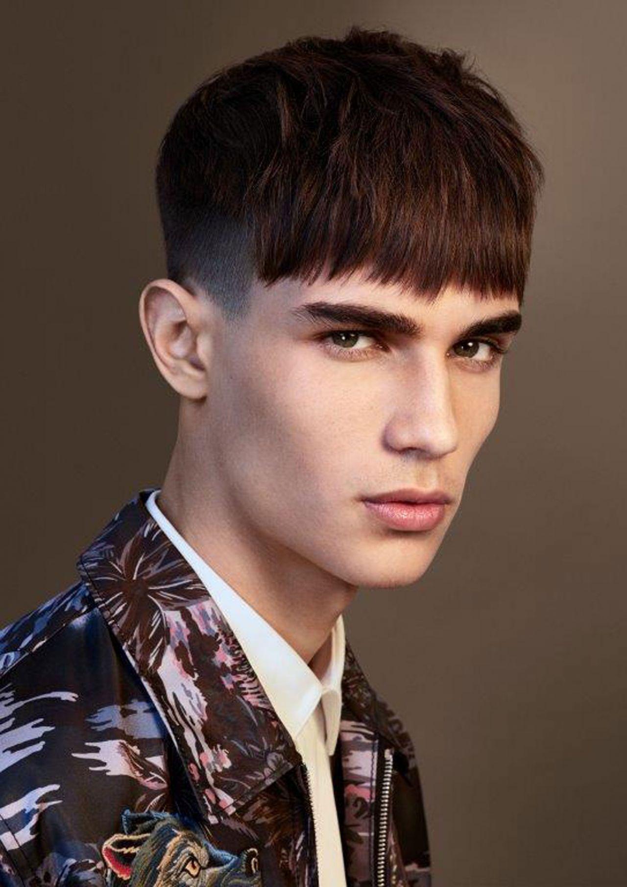 Männer Trend Frisuren