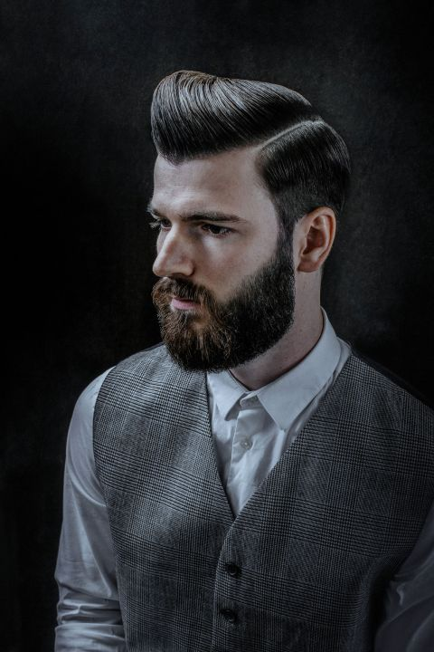 The Wise Guy Collection   Hair by Jürgen Niederl  Insta: grave_tiger  Insta: holytigerbarbershop  Facebook: holy tiger barbershop graz  www.barbershop-graz.at   Photo by Lupi Spuma