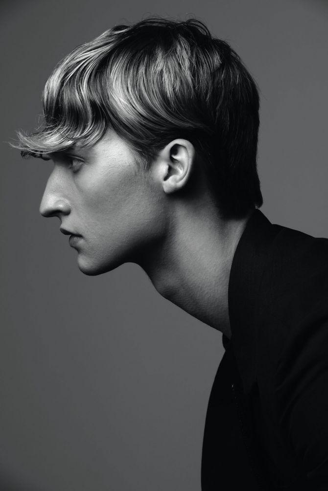 Strähnen bei männern blonde Haare färben