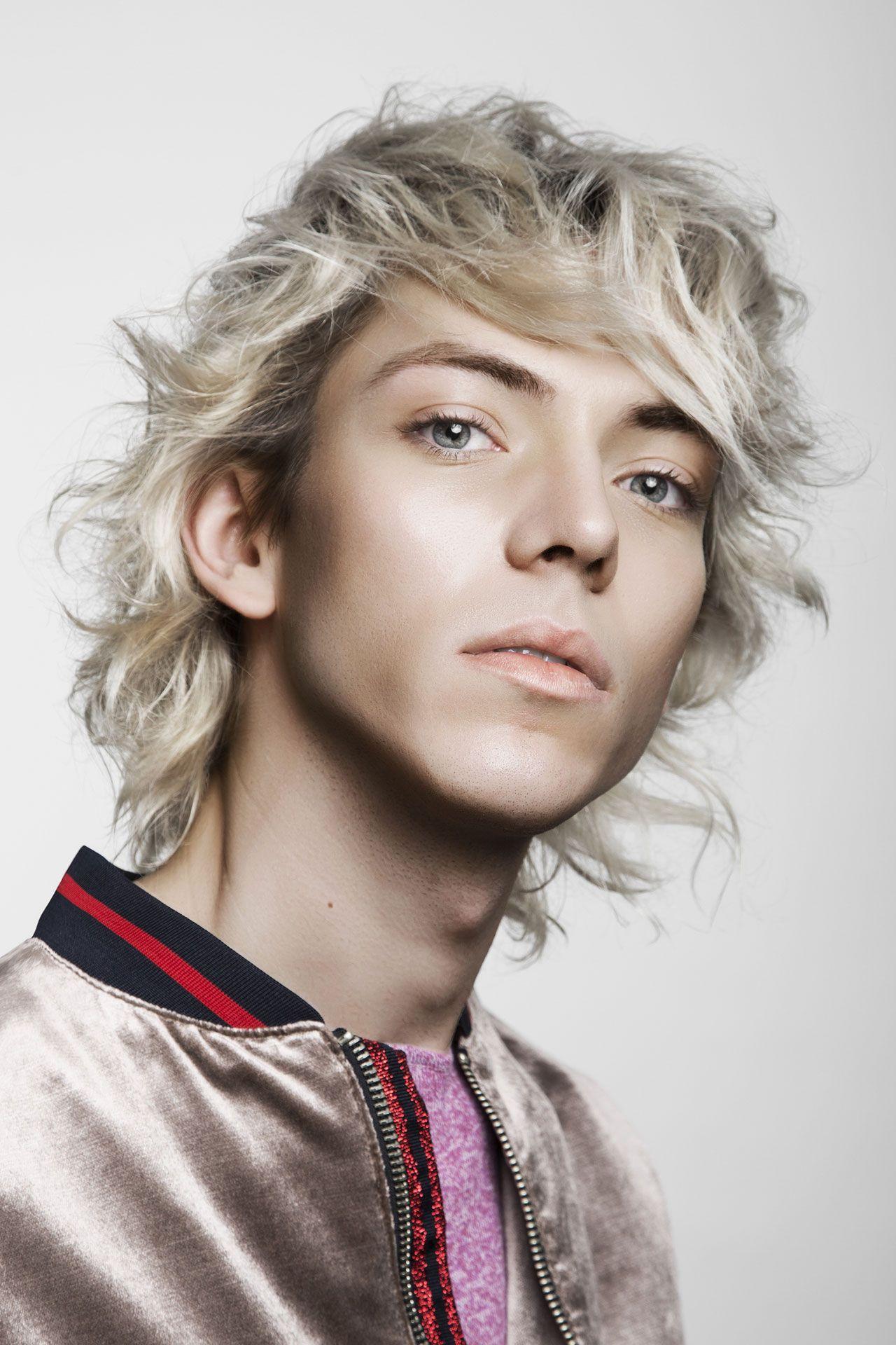 Blonde Frisuren Manner