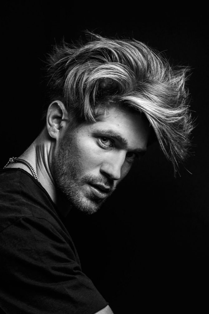 Männer Trend Frisuren 2018